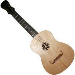 Guitare classique bois, fabrication artisanale - Bois de Palissandre
