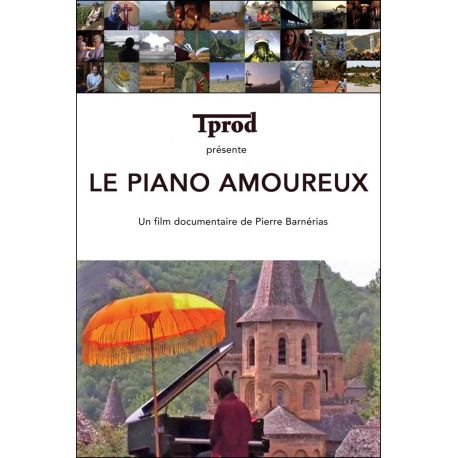 DVD : Le piano amoureux - documentaire