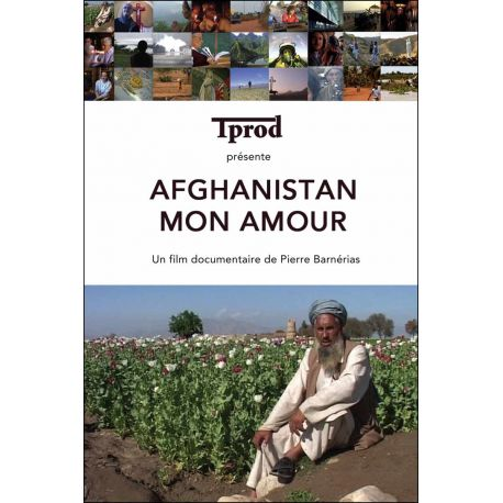 DVD Afghanistan, mon Amour - documentaire