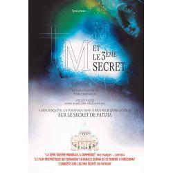 DVD M et le 3ème secret, documentaire sur le troisième secret de Fatima en vente sur KLISTIC