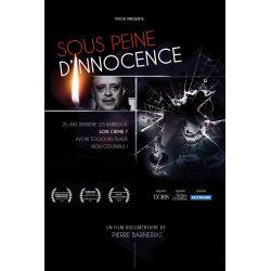 Sous Peine d'innocence - DVD documentaire