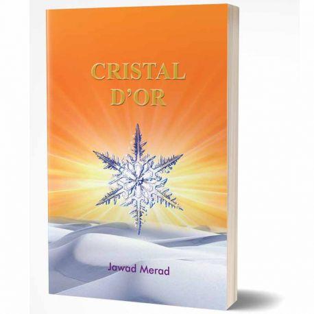 CRISTAL D'OR livre poésie Jawad Merad