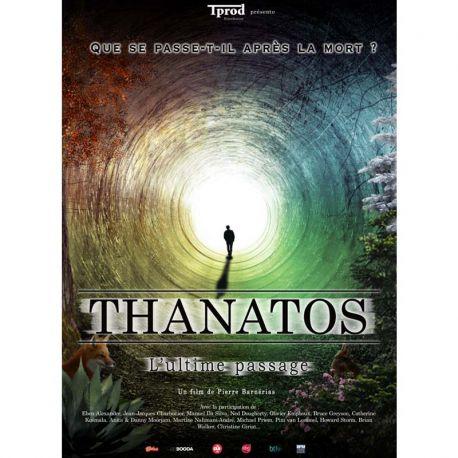 DVD THANATOS L'ultime passage - film emi expérience mort imminente