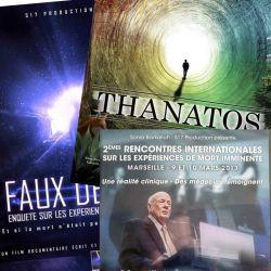 Pack DVD spécial Expériences de Mort Imminente EMI (Thanatos, Faux départ, Rencontres EMI)