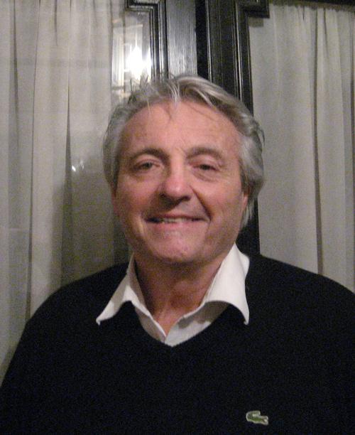 Jean-Claude JAYET écrivain, auteur de livres fantastiques